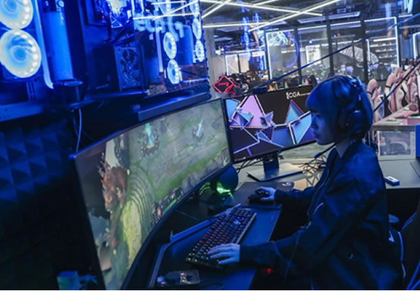 Hong Kong opens US Dollar 3.8 million e-sports complex amid hopes industry will boost economy