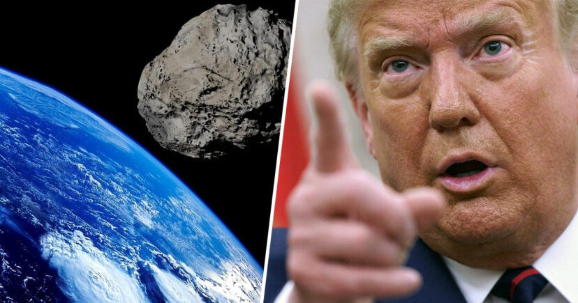 Asteroid Has 0.41 percent Chance Of Hitting Earth Day Before US Election