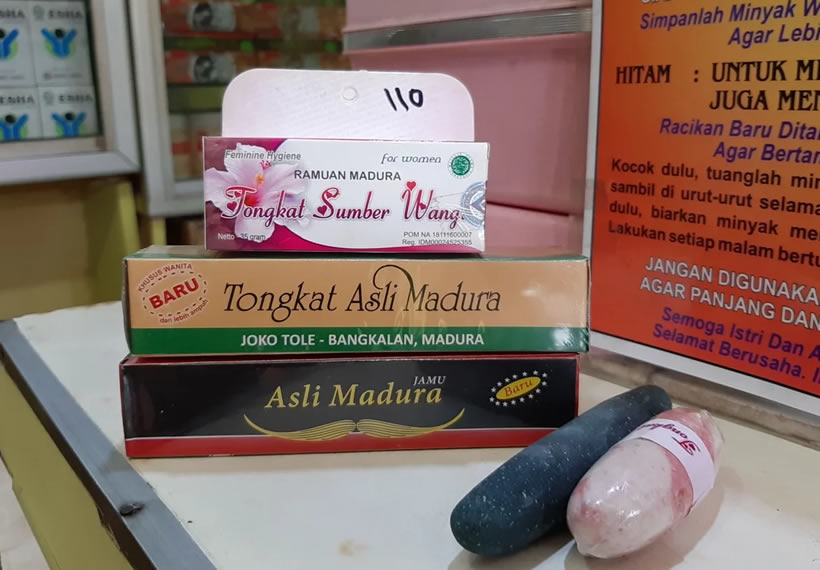 Women swear by Madura sticks that help them please their husbands in bed; doctor warns of infection and cancer risks