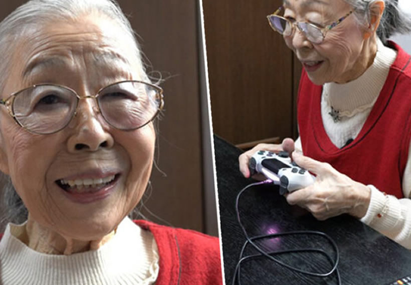 90-Year-Old Grandma Recognised As The World