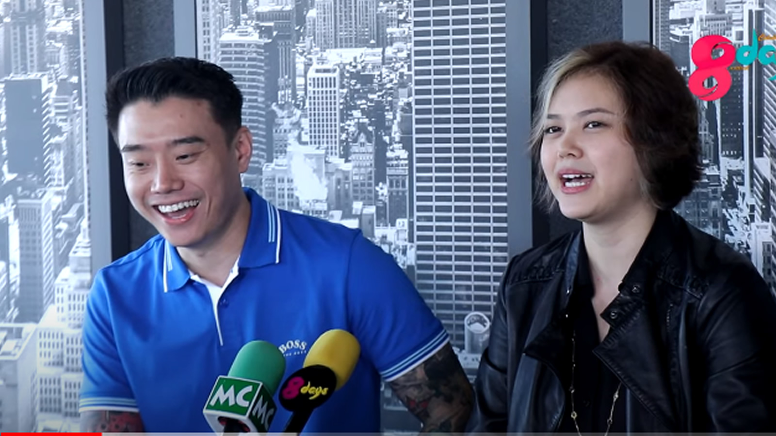 Interview with Ah Boy and Chan Myae Maung Cho