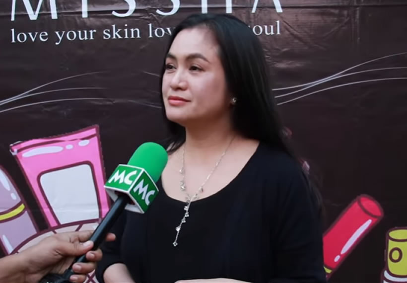 Former Actress Nandar Hlaing, A Mother of 3 Daughters, talks about her family life