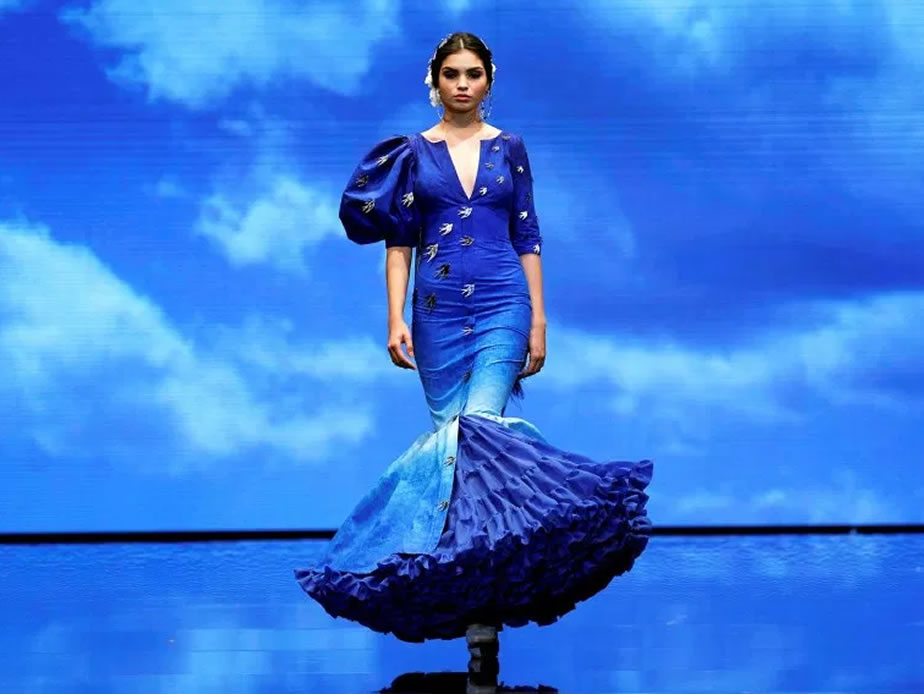 International Flamenco Fashion Show