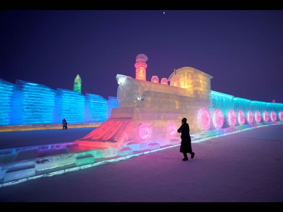 Harbin International Snow and Sculpture Festival 2020